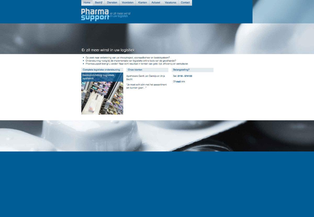 pharmasupport